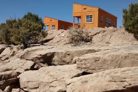 Lakeside cabin off grid Starvation - Duchesne - Cabaña