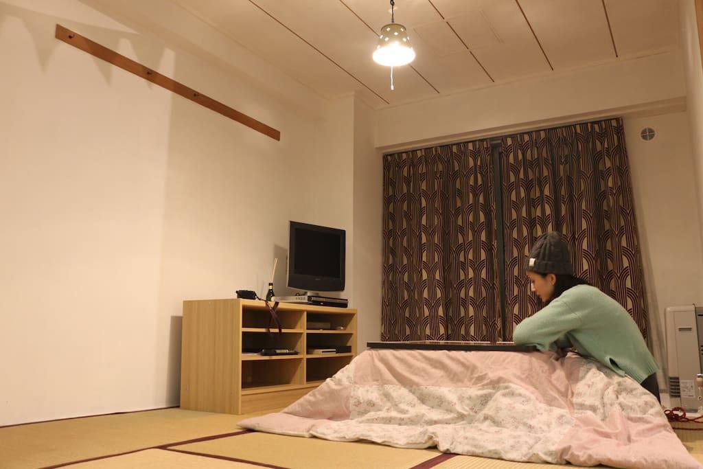Kotatsu,Table Heater