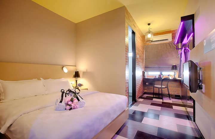 Nice and pleasant room in Sepang