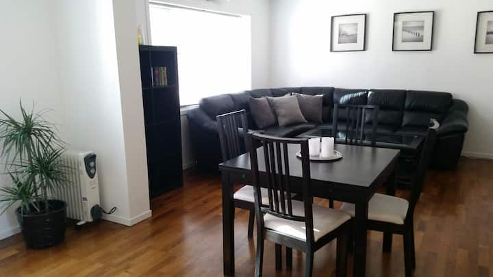 Comfy 2bedrooms apartment in center Stavanger!!