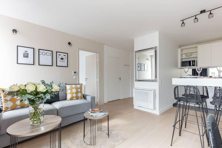 Premium Apartment 4 Guests 203