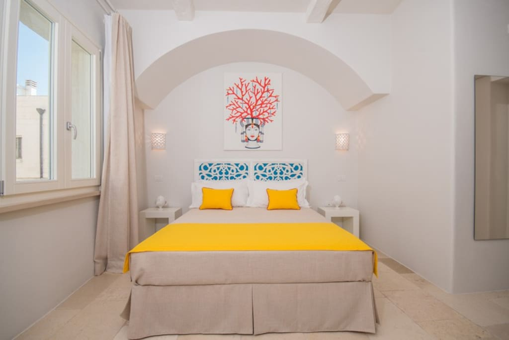 DeLuxe Room with Private Bathroom - Polignano a Mare