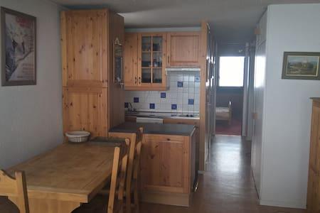 3 rooms on the slopes Les Menuires - Saint-Martin-de-Belleville