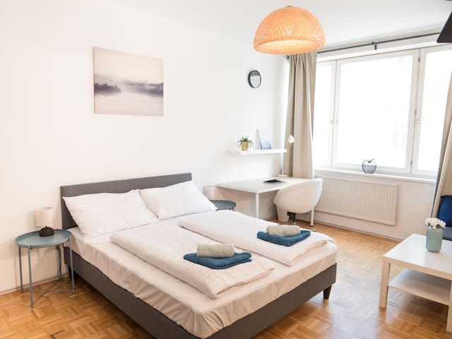 BRAND NEW Private room in the middle of Vienna