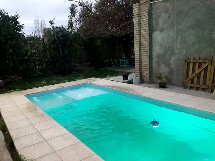 Casa Albardon Villicum