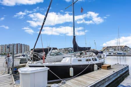 Charming Sailboat Stay