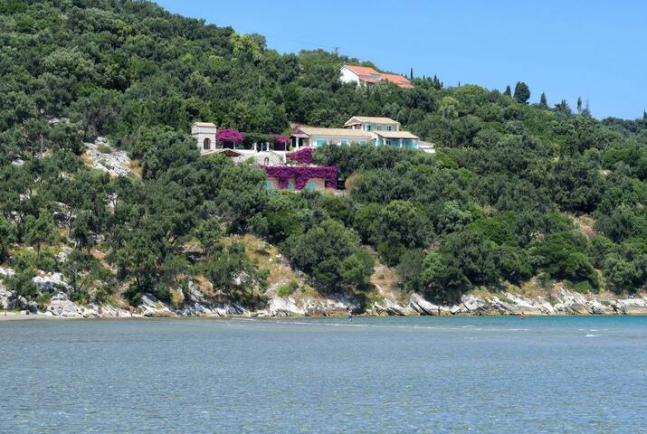 Kardaki House - Corfu - Vakantiewoning