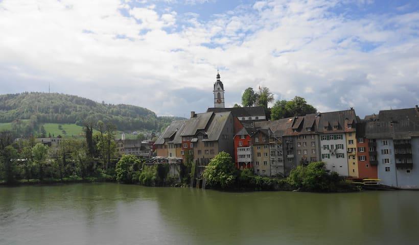 Altstadtflair mit unvergesslichem Ausblick