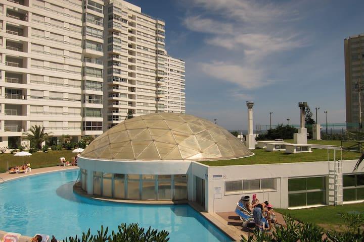 Apartamento hermoso frente a la Playa Mansa - Punta del Este - Apartamento