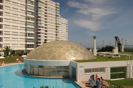 Apartamento hermoso frente a la Playa Mansa - Punta del Este