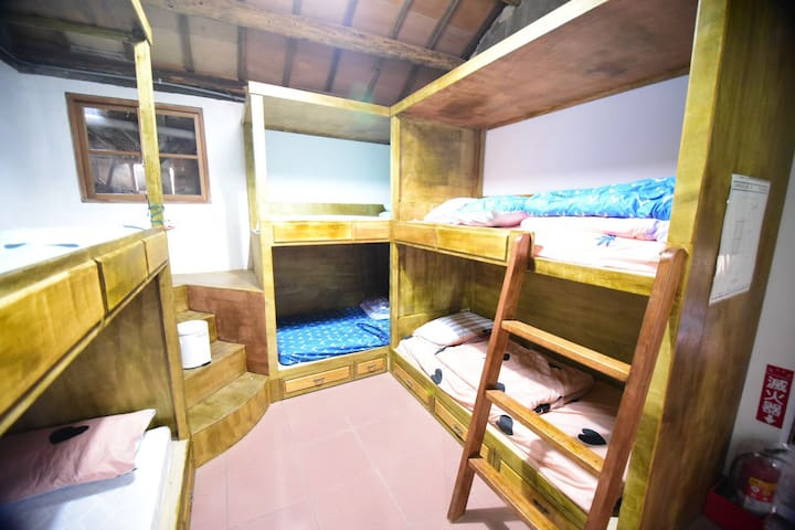 Egg Soup House(6 beds mix shared room)