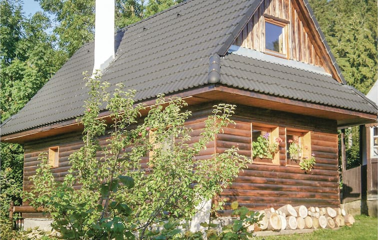Holiday cottage with 2 bedrooms on 49 m² in Donovaly