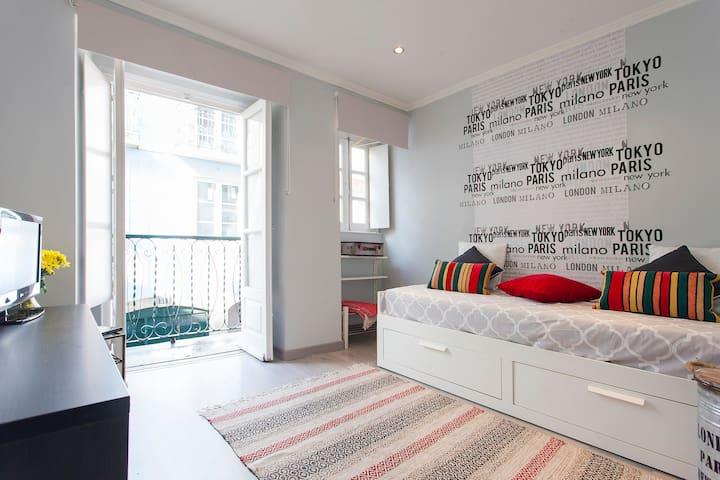 HomeSweetHome - Maria's apartments Bairro Alto - Lisboa - Apartemen
