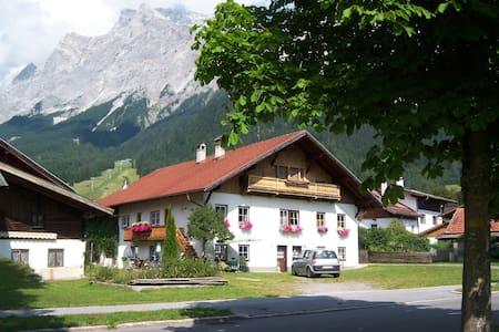 "Wohnung ""Sophie"" im Haus Marion in Ehrwald (Tirol) - Ehrwald - アパート"