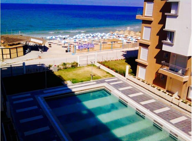 Joli appartement pied dans le l'eau - Hammam Sousse
