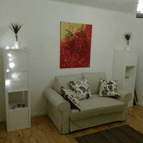 Art home near ecovillage selvforsyning dk - Vester Skerninge - Ev