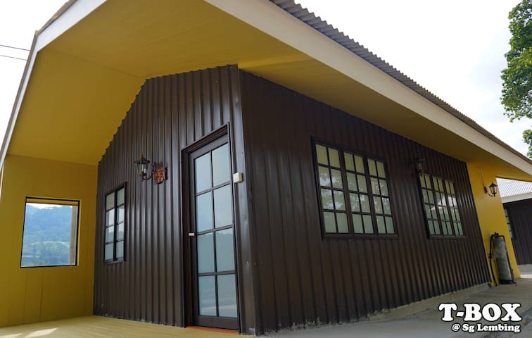 Wooden Cottage 2 - Sungai Lembing - Cabin