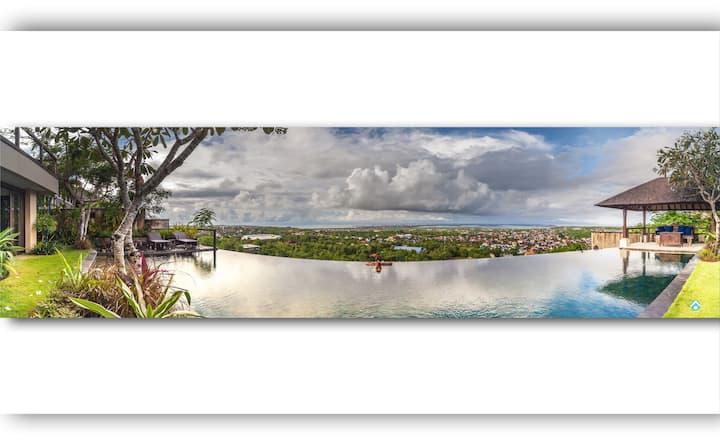 Truly Breathtaking Outlook ⭐️ ⭐️⭐️⭐️⭐️ Poolvilla