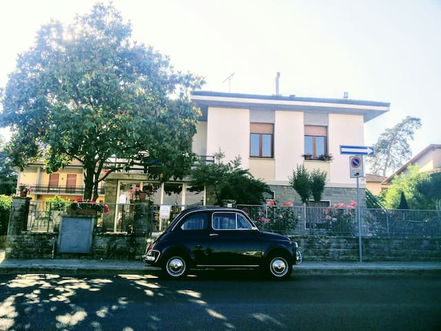 Friendly apartment in beautiful area of Tuscany