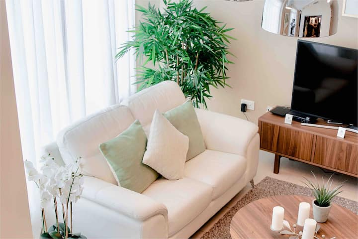 A23 1 BR apartment walk to Dubai Mall/Burj Khalifa