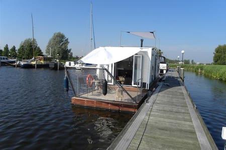 Aquacabin, Westeinderplas - Leimuiden - Båd