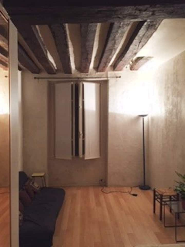 Studio in the heart of the Latin Quarter