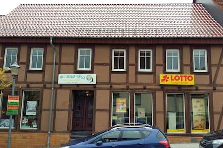 Riesige Ferienwohnung im Harz 2km bis Pullman City - Hasselfelde - B&B