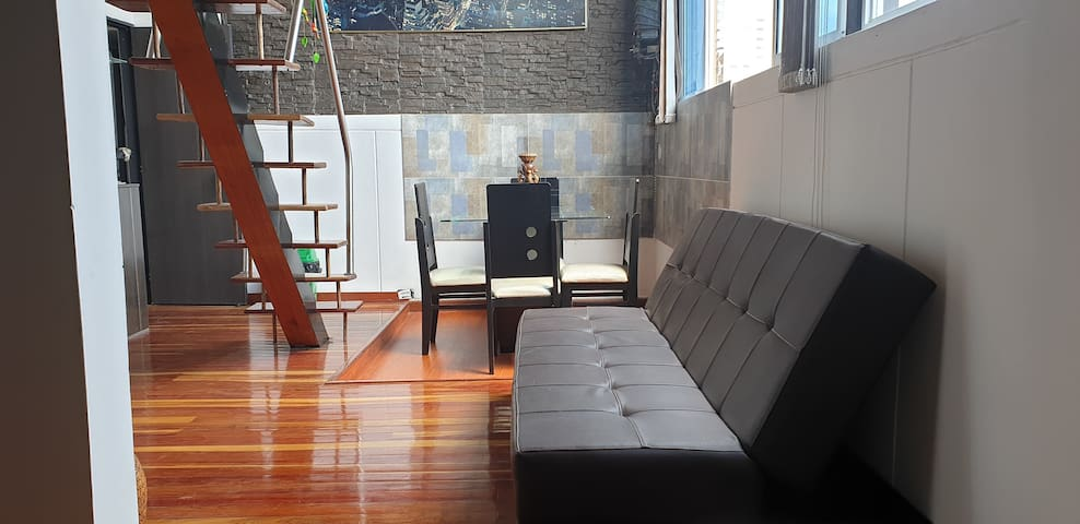 Apartment in downtown Pereira