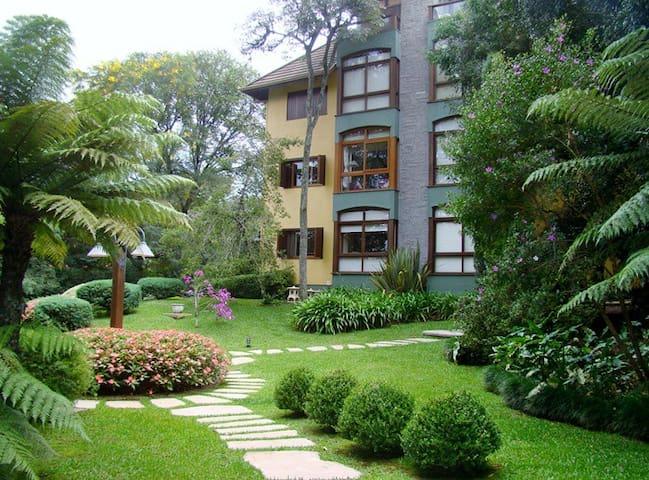 Jardim Primavera (PHONE NUMBER HIDDEN)DS - Gramado - Apartment