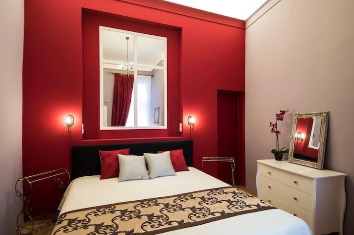 Modern apartment Havelska