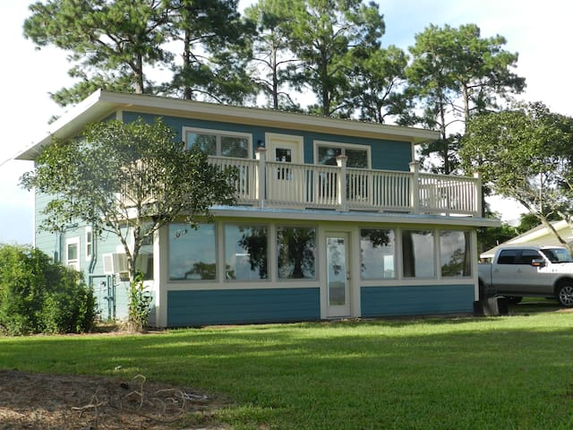 Lake House 3 bedroom/ 2 bath home. - Lake Arthur - Hus