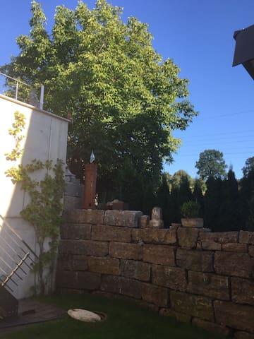 Ferienwohnung stadtnah und erholsam - Равенсбург - Квартира