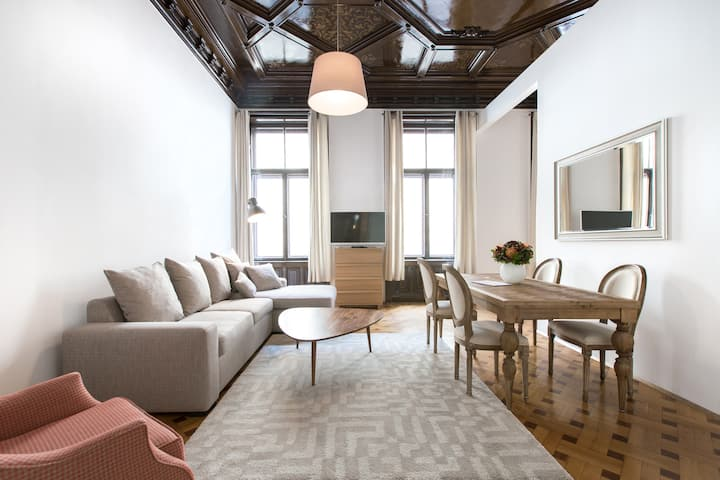Fabulous City Center Studio Apartment - Apt 15B