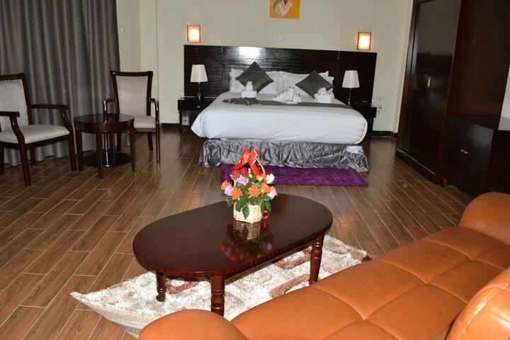 Delano Hotel Family Room