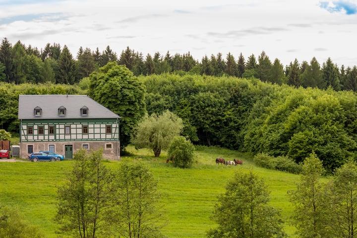 Jahnsgrüner Imkerhaus