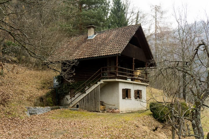 Small house in the countryside - Setnica - del - Hus