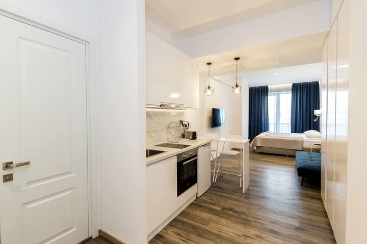 Deluxe Apartment Rustaveli/Tbilisi