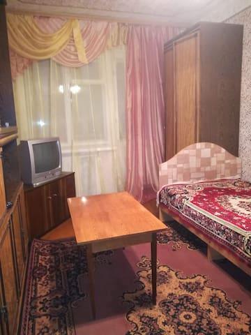 Уютная, чистая квартира рядом с городским парком