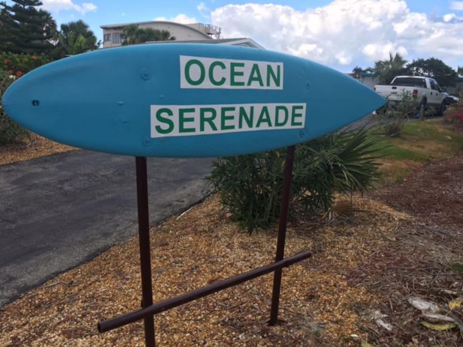 OCEAN SERENADE
