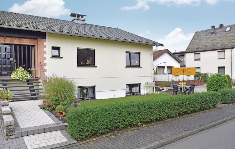 Holiday apartment with 1 bedroom on 65 m² in Horhausen