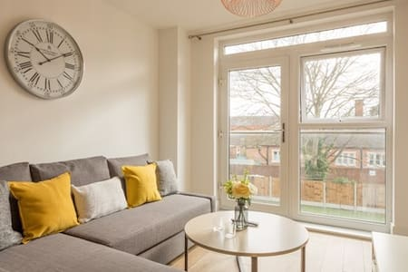 ☛ Luxury Deep Cleaned Apartment in Welwyn❢