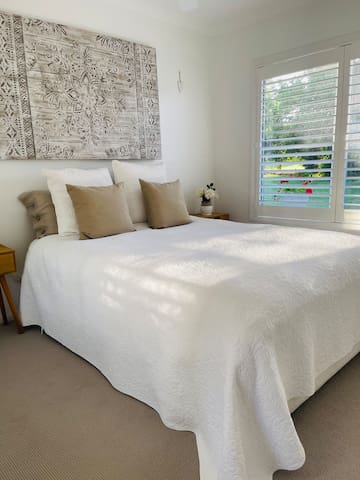 Guest bedroom  a private space  ♥️