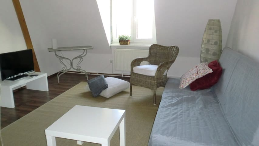 Flat in the old city. Close to SAP - Walldorf