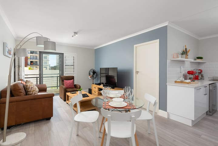 Paragon 218 - Two Bedroom Apartment