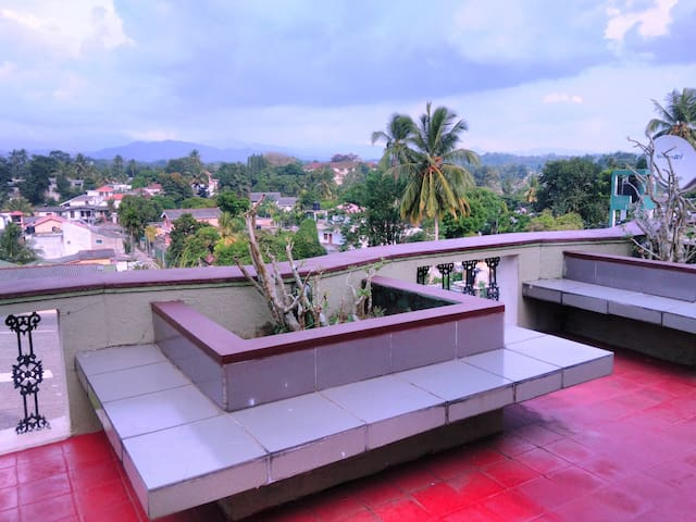 Mountain room in Kandy - Kandy - Apartamento