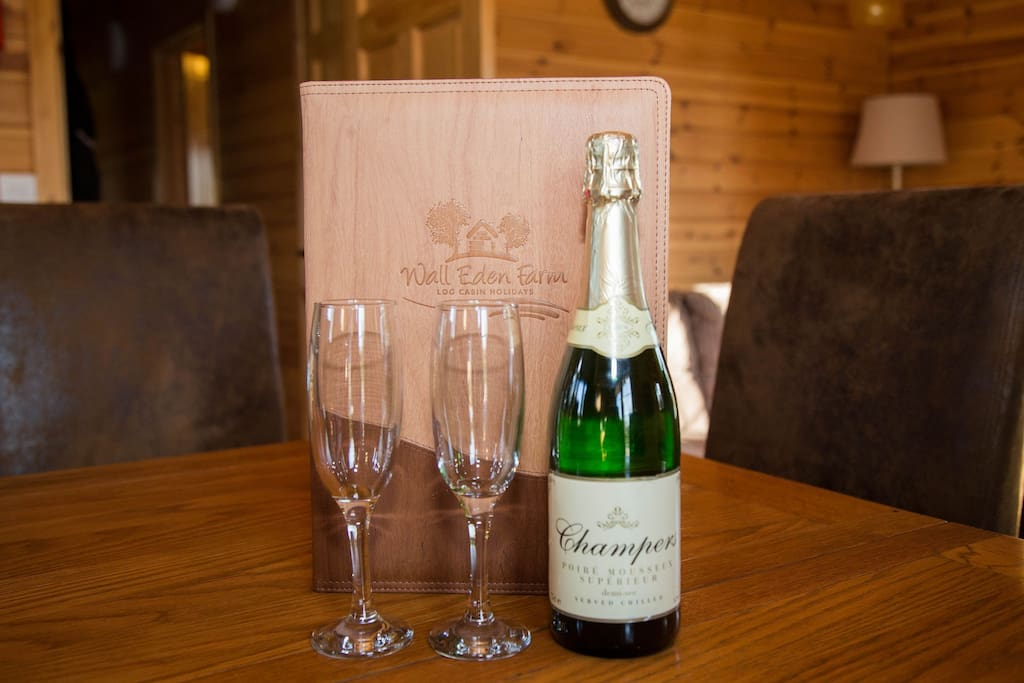 Celebrate in style at Wall Eden Farm!