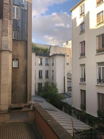 Studio Charmant en plein coeur de Paris