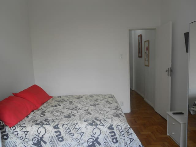 Copacabana 606 | Nice flat | Wifi | 3 people