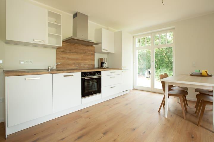 """Komfort- Ferienwohnung """"Wald"""", mit Balkon"""