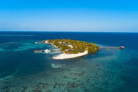 Ray Caye a Private Island Resort